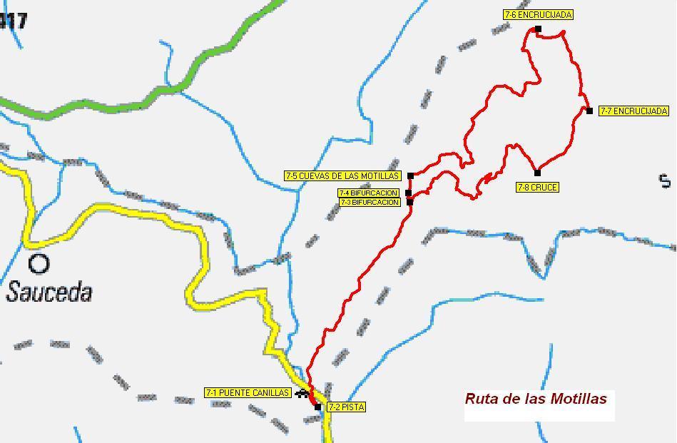 Imágenes del artículo: Ruta 8 - Las Motillas (P.N.Los Alcornocales)