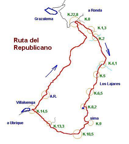 Imágenes del artículo: Ruta 11 - Del Republicano  (Grazalema, Villaluenga)