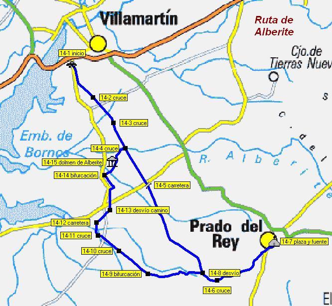 Imágenes del artículo: Ruta 15 - Del Alberite (Villamartín, Prado del Rey)