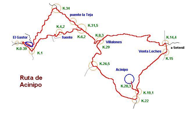 Imágenes del artículo: Ruta 18 - Acinipo (El Gastor)