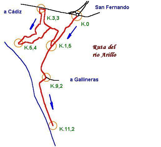 Imágenes del artículo: Ruta 34 - Del Río Arillo (San Fernando)