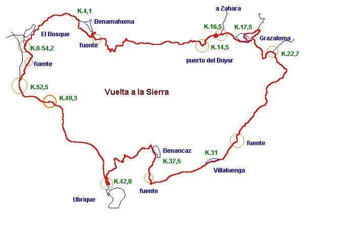 Imágenes del artículo: Ruta 35 - Vuelta a la Sierra (El Bosque, Grazalema, Villaluenga, Benaocaz, Ubrique)