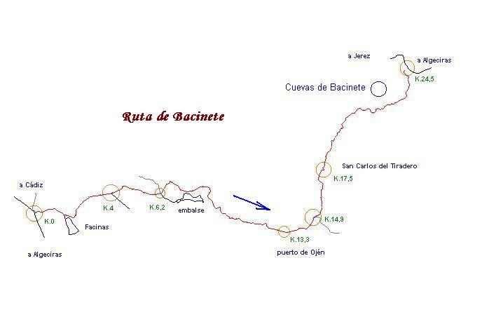 Imágenes del artículo: Ruta 37 - Ojén  (Facinas, Los Barrios)