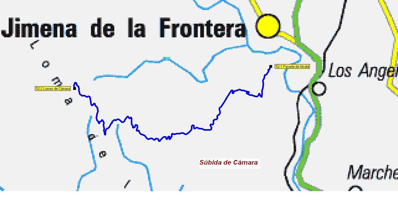 Imágenes del artículo: Ruta 53 - Subida a Cámara (Jimena de la Frontera)